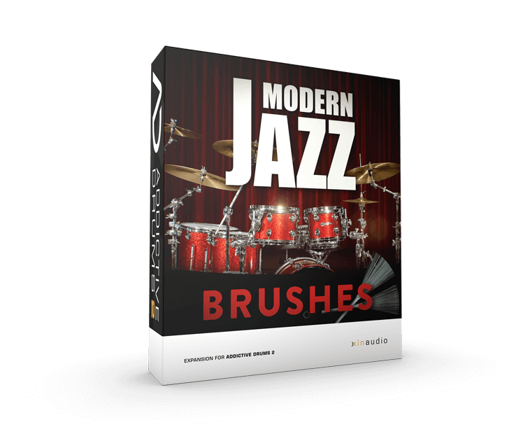 ADpak Modern Jazz Brushes