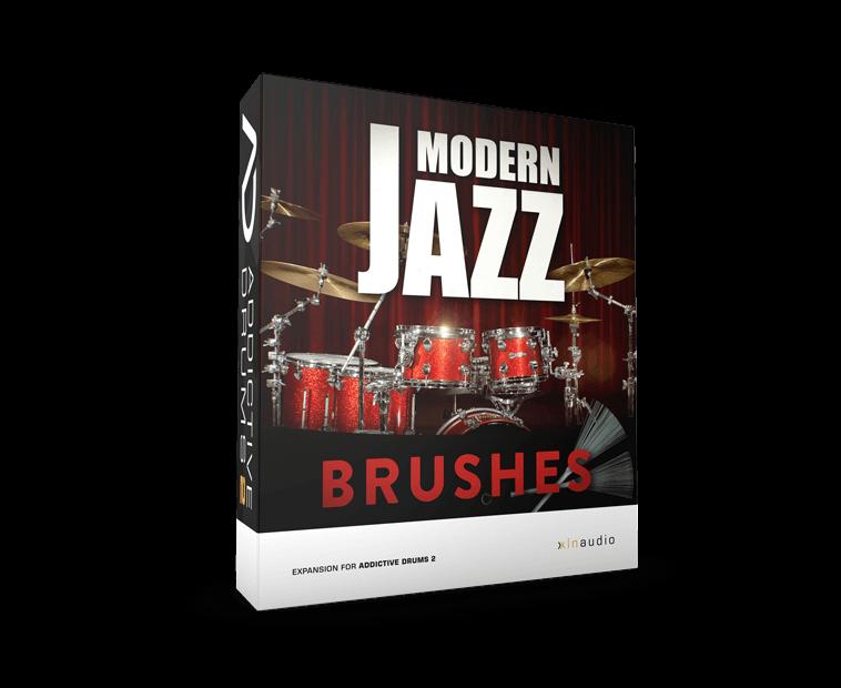 ADpak Modern Jazz Brushes