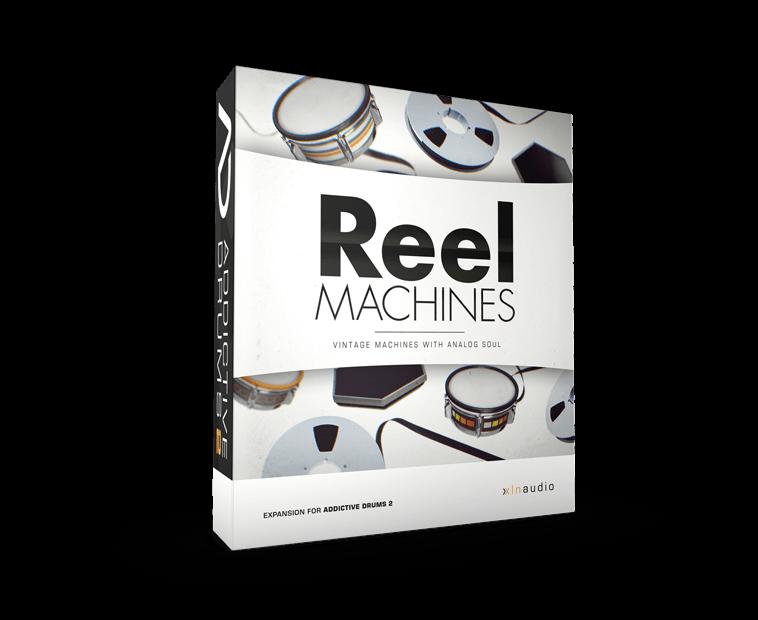 ADpak Reel Machines