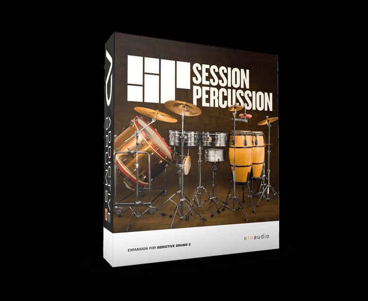 ADpak Session Percussion