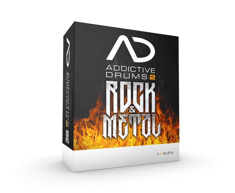 Addictive Drums 2 Rock & Metal
