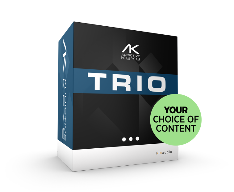 Addictive Keys Trio bundle