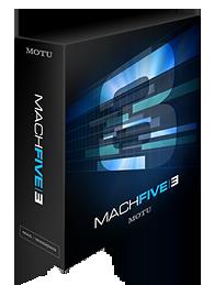Mach Five 3