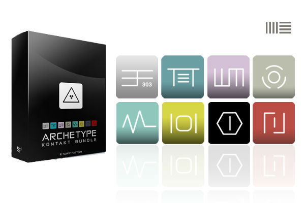 Archetype 2.0 Ableton バンドル