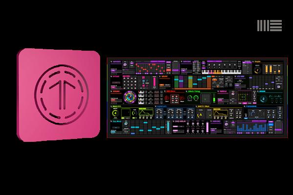 Tricky Traps-Abletonインストゥルメント