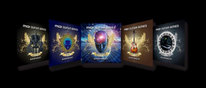 MIDI ギターシリーズ