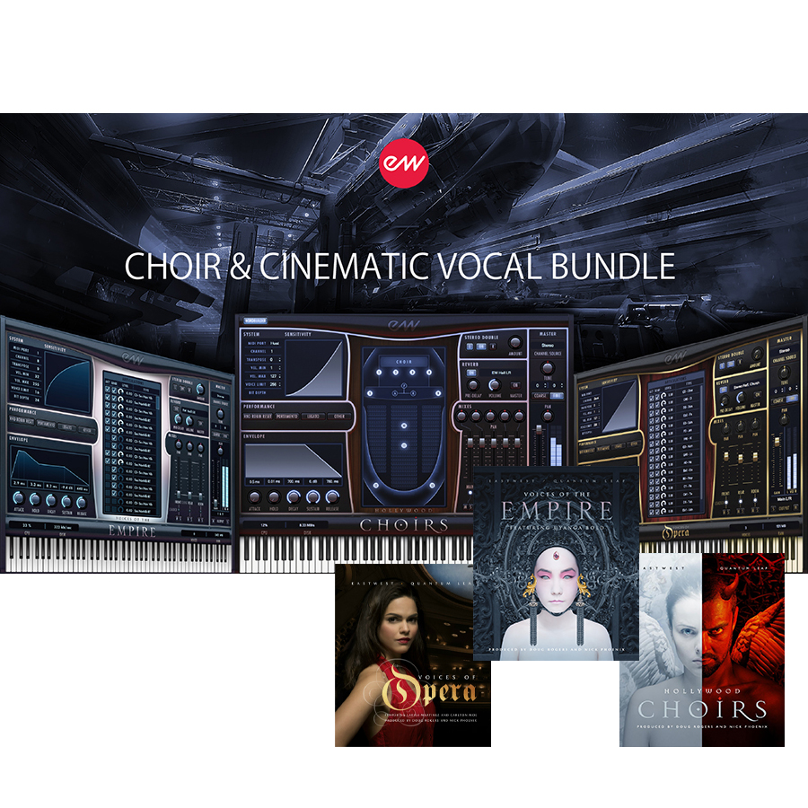 CHOIR & CINEMATIC VOCAL BUNDLE