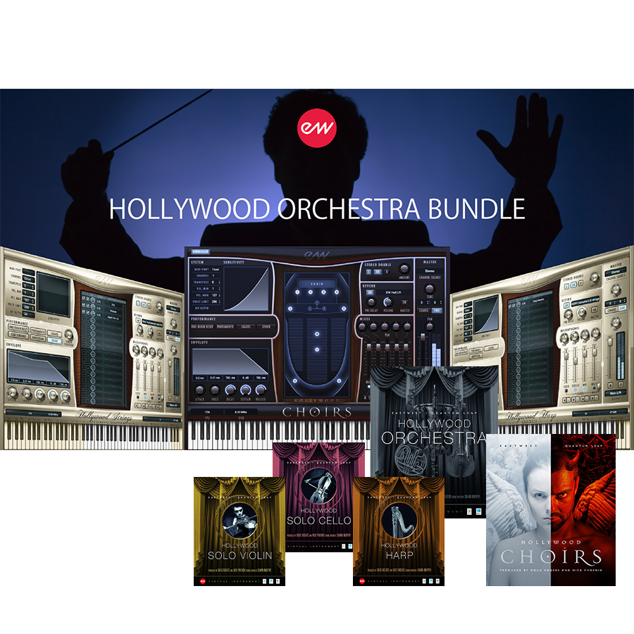 HOLLYWOOD ORCHESTRAL BUNDLE