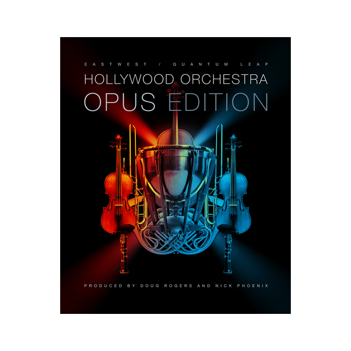 HOLLYWOOD ORCHESTRA OPUS EDITION