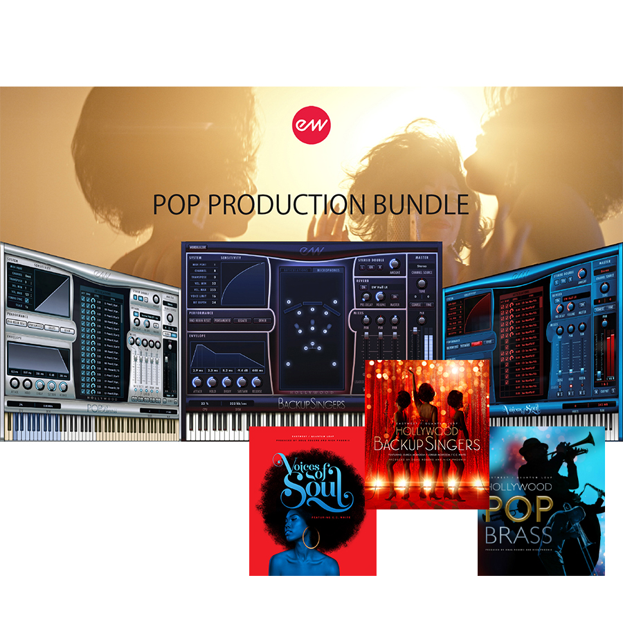 POP PRODUCTION BUNDLE
