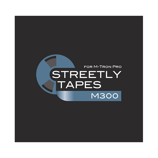 THE STREETLY TAPES M300