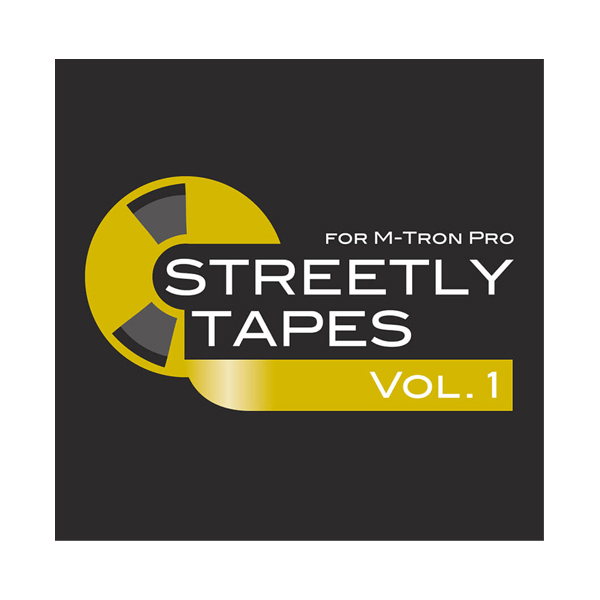 THE STREETLY TAPES VOL 1
