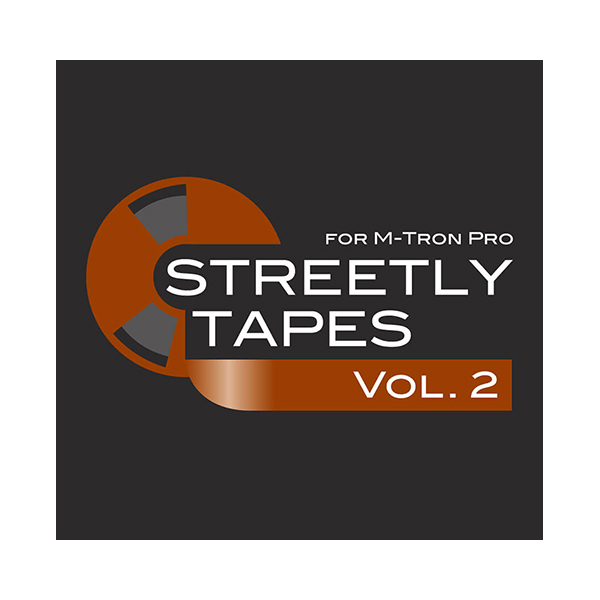 THE STREETLY TAPES VOL 2