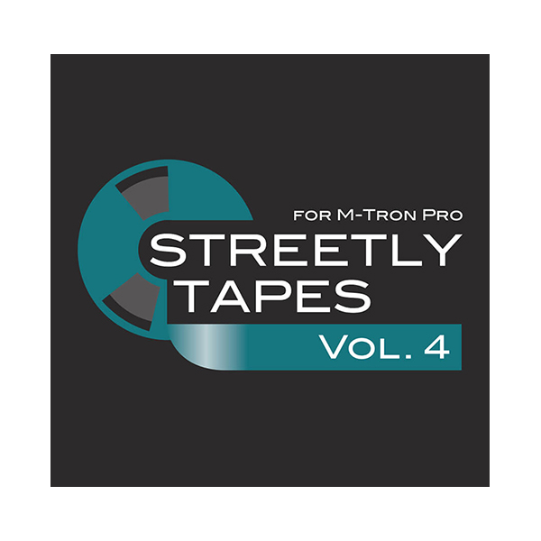 THE STREETLY TAPES VOL 4