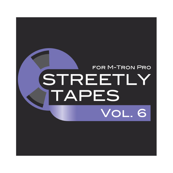 THE STREETLY TAPES VOL 6