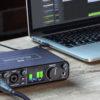 MOTUからESS SABRE32 DAC搭載・クラス最高のスペックを実現したUSB オーディオインターフェイス 、M2とM4の2機種を発表